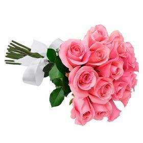 Buquê de Noiva 20 Rosas