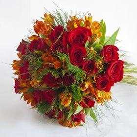 Buque 26 rosas vermelhas