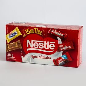 Caixa de bombons Nestle