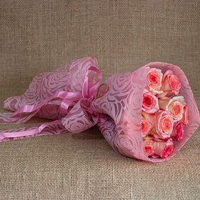 Buquê 10 rosas mescladas