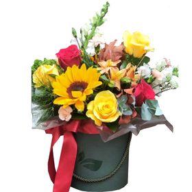 Box com Flores Mistas