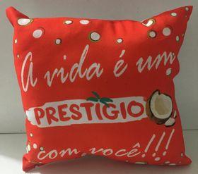 Almofada- Prestígio