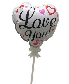Balão Love You