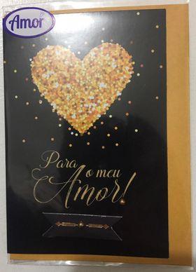 Cartão pequeno Amor