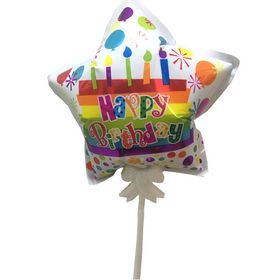 Balão personalizado Happy Birthday