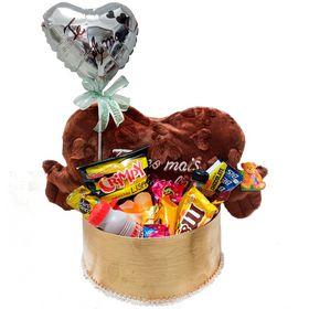 Kit Te Amo Mais que Chocolate