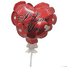 Balão personalizado I Love You