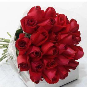 Buquê 24 rosas