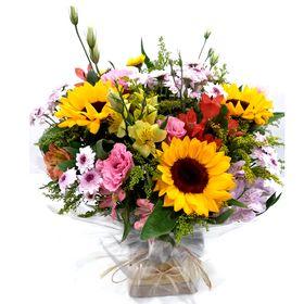 Arranjo Mix de Flores