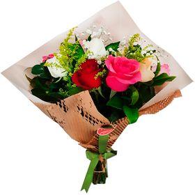 thumb-buque-15-rosas-coloridas-papel-comeia-1