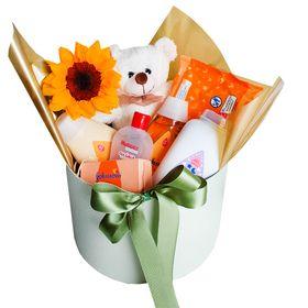Box G Maternidade com Girassol