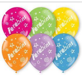 Balão Parabéns