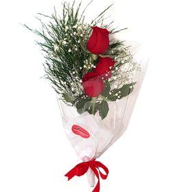 Ramalhete com 3 Rosas