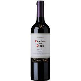 Vinho Casillero Del Diablo Merlot