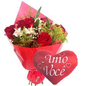 thumb-buque-6-rosas-vermelhas-e-pelucia-amo-voce-0