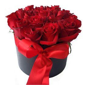 Arranjo com 20 Rosas Vermelhas