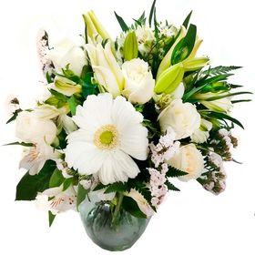 thumb-buque-com-flores-brancas-no-vaso-0