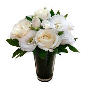 Arranjo Flores Brancas