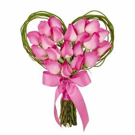 Buque Coração de Rosas
