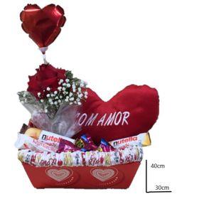 cesta especial romântica