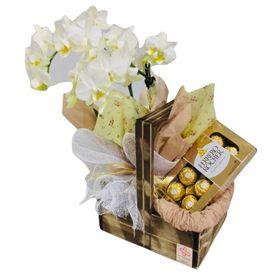 Zurich Orquídea e Ferrero Rocher