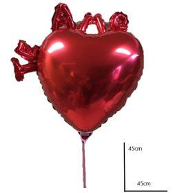 Balão metalizado 45cm