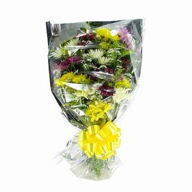 Ramalhete com flores do campo