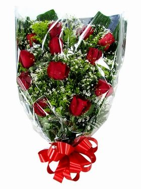Ramalhete com rosas