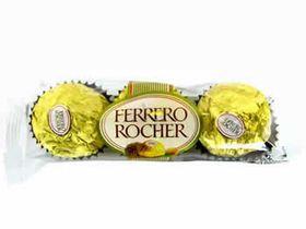 Chocolate Bombom Ferrero Rocher