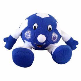 Boneca de pelúcia do Cruzeiro