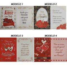 """Cartão Personalizado """"Amor"""""""
