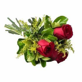 Ramalhete com 03 Rosas
